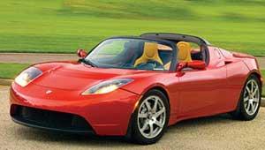 इलेक्ट्रिक स्पोर्टस कार