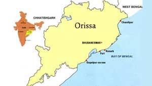 ओडिशा