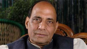 राजनाथ सिंह-गृह मंत्री