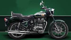 बुलेट मोटरसाइकिल 525 सीसी