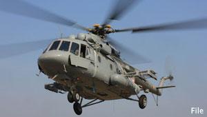 MI 17 Chopper