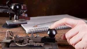 टेलीग्राम मशीन