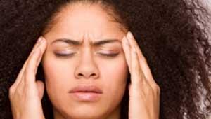 सिर दर्द