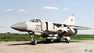 मिग 23 लड़ाकू विमान