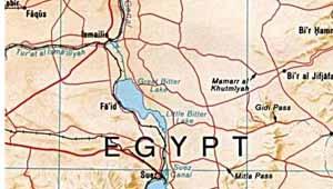 मिस्त्र का ताजा संकट