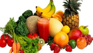 फल तथा सब्जियां