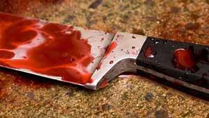 धारदार चाकू