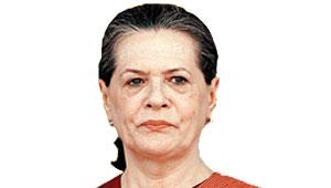 सोनिया गांधी- कांग्रेस अध्यक्ष