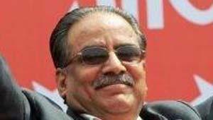 प्रचंड नेपाल के माओवादी नेता.