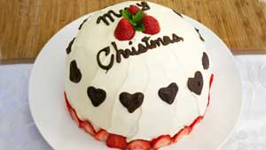 क्रिसमस केक