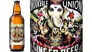 बीयर बोटल पर हिंदू देवी-देवता