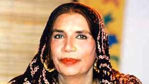 गायिका रेशमा