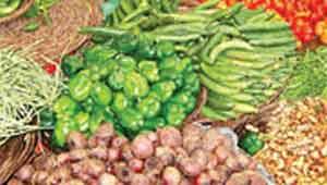 सब्जियां