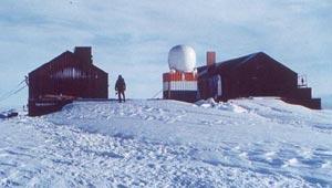 भारत का अंटार्टिका स्टेशन