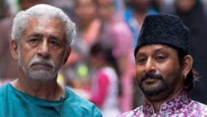 नसीरुद्दीन शाह और अरशद वारसी