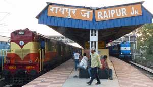 रायपुर रेलवे स्टेशन