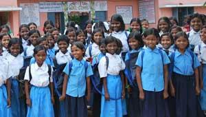 गांवों के विद्यार्थी