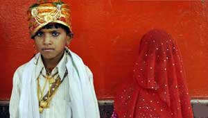 बाल विवाह