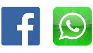 फेसबुक व्हाट्सएप