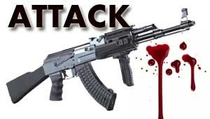 माओवादी हमला बीएसएफ पर