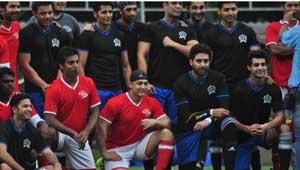 फुटबाल टीम