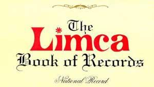 लिम्का बुक ऑफ रिकॉर्ड