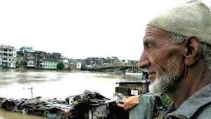 जम्मू-कश्मीर में बाढ़