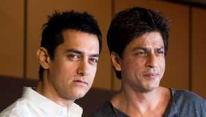 आमिर खान-शाहरूख खान