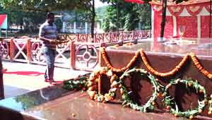 शहीद स्मारक-कोरबा