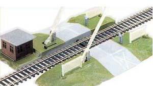 ऑटोमेटिक रेलवे क्रॉसिंग