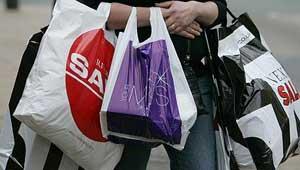 प्लास्टिक कैरी बैग