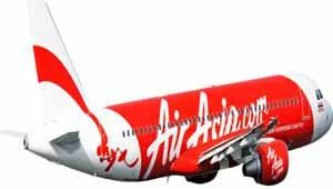 एयरएशिया विमान