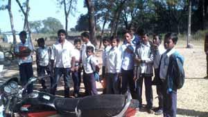 कोथारी हाई स्कूल- कोरबा
