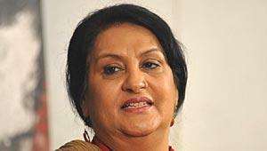 रंगकर्मी नादिरा बब्बर