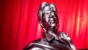 शाहरुख खान थ्री डी प्रिंटेड मॉडल