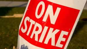 आम हड़ताल