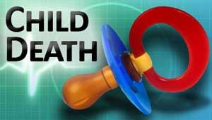 बच्चे की मौत