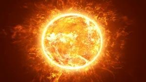 सूर्य की गर्मी