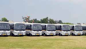 सिटी बस-रायपुर