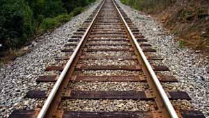 रेलवे ट्रैक