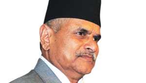 राम बरन यादव-राष्ट्रपति