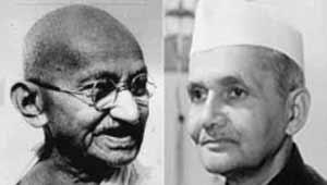 गांधी-शास्त्री