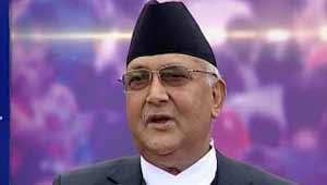 खडग प्रसाद शर्मा ओली