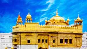 स्वर्ण मंदिर-अमृतसर