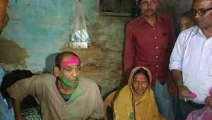 कन्हैया का परिवार