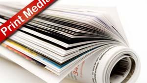 प्रिंट मीडिया