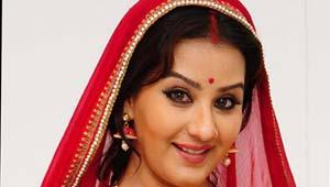 शिल्पा शिंदे-'अंगूरी भाभी'