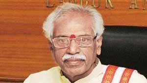 बंडारू दत्तात्रेय-श्रम मंत्री