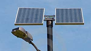 सौर ऊर्जा लैम्प