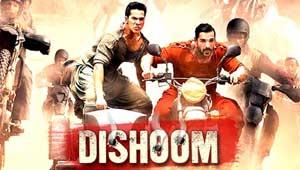 ढिशूम-हिन्दी फिल्म